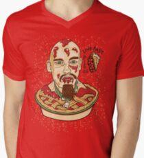 Live Fast Pie! GG Allin Tribute Men's V-Neck T-Shirt