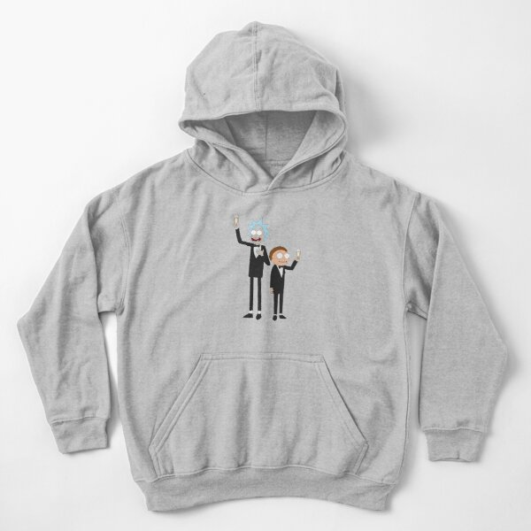 Formal Rick and Morty™ Kids Pullover Hoodie