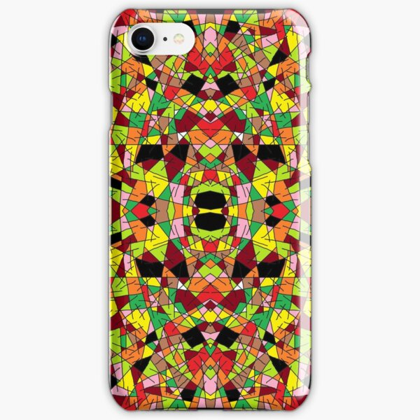 Kitten whiskers Abstract  pattern iPhone Snap Case