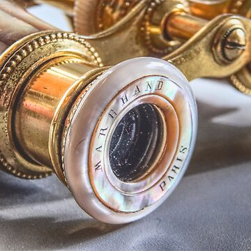 Vintage Opera Glasses by perkinsdesigns