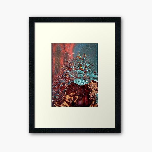 Car Eater Framed Art Print