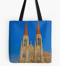 The Cathedral of St. Helena Tote Bag