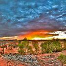 The River Runs Dry by Ben Mattner