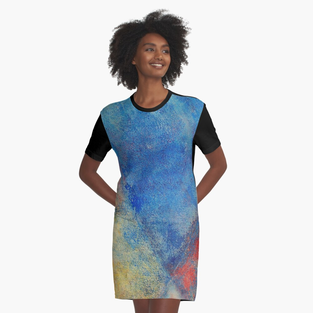 Whimsy #3 Graphic T-Shirt Dress