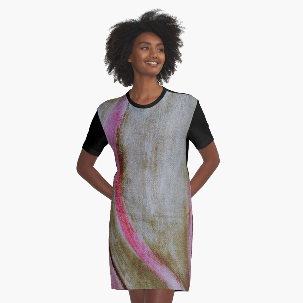Whimsy #2 Graphic T-Shirt Dress