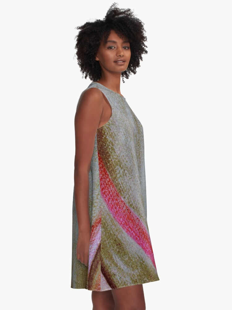 Alternate view of Whimsy #2 A-Line Dress