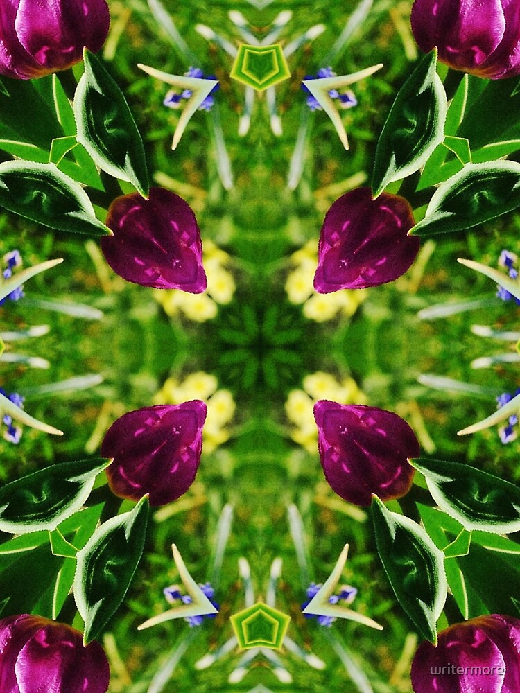 Floral #55 by writermore