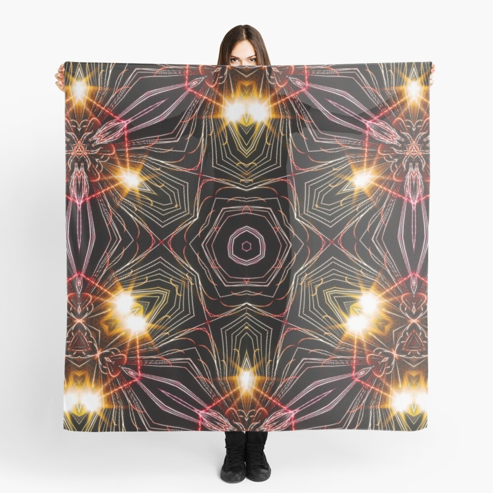 Electricfying Scarf