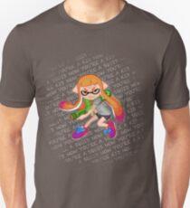 Splatoon Inkling Girl Unisex T-Shirt