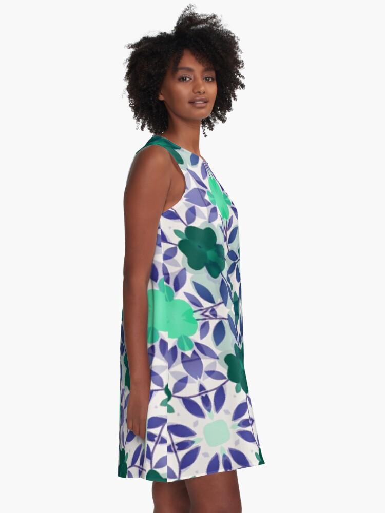 Alternate view of P2 A-Line Dress
