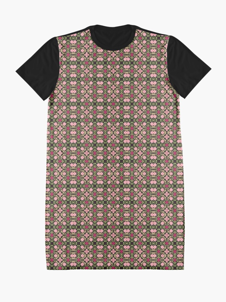 Alternate view of P1 Graphic T-Shirt Dress