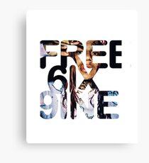 6ix9ine - FREE 6IX9INE Canvas Print