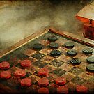 Checkers by Lois  Bryan
