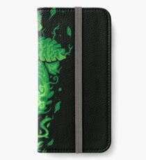 The Grass Saur Within iPhone Wallet/Case/Skin