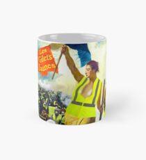 Les Gilets Jaunes - The Yellow Vests Classic Mug