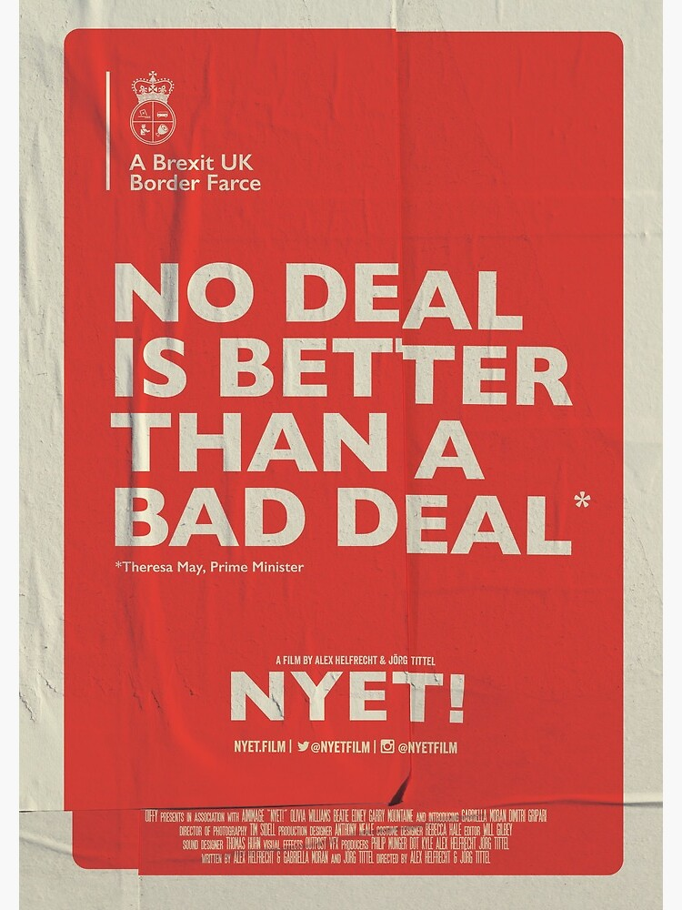 No Deal Notebook by nyetfilm
