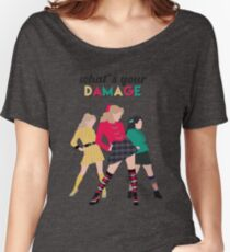 What's Your Damage? - Heathers the Musical Women's Relaxed Fit T-Shirt