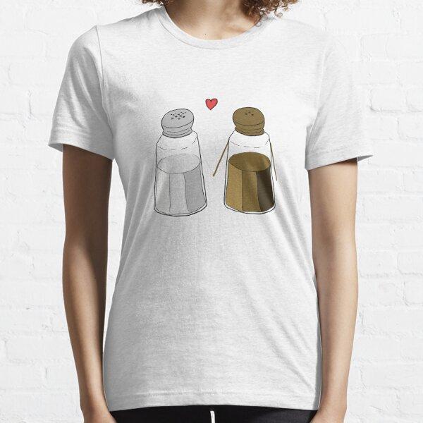 Salt and Pepper Essential T-Shirt
