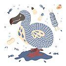 Dodo bird by Elsbet