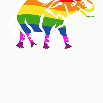"""""""Queer Elephant 2""""  by Sarjex"""