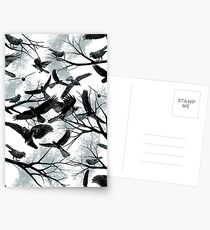 Blackbirds Postcards