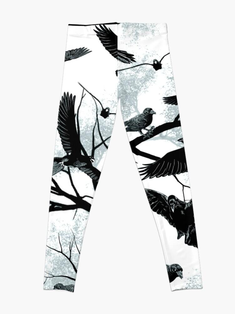 Alternate view of Blackbirds Leggings