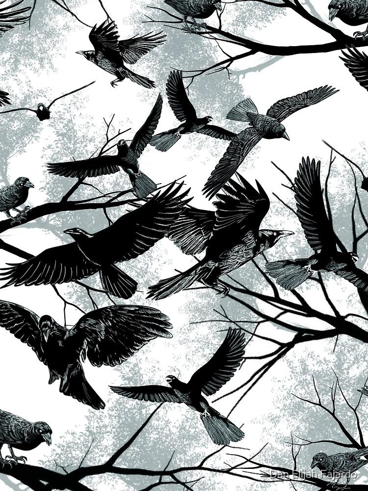 Blackbirds by dandingeroz