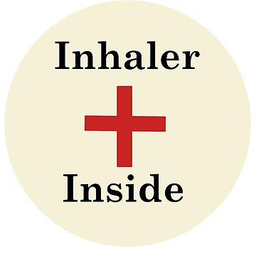 Inhaler Inside,Asthma by martisanne