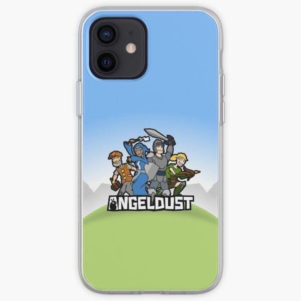 Angeldust Case—Logo (Planet) iPhone Soft Case