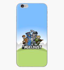 Angeldust Case—Logo (Planet) iPhone Case