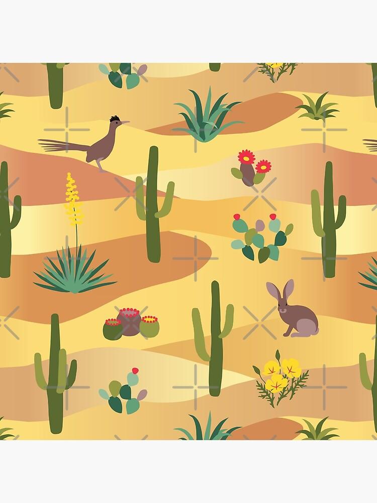 Desert Life by nadyanadya