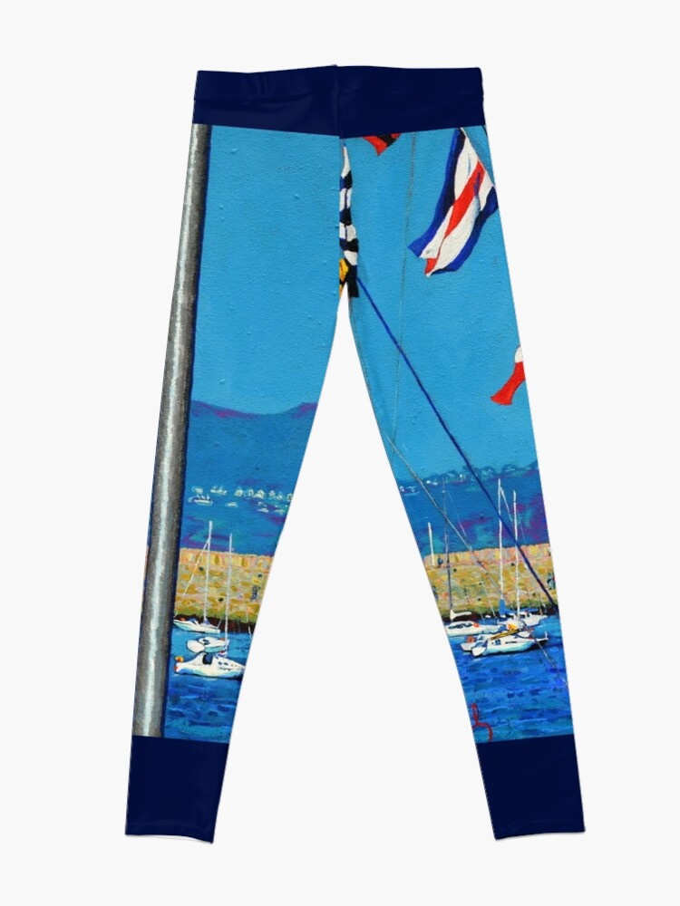 Alternate view of Dún Laoghaire Harbour and Howth Head Leggings