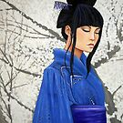 Geisha by maryannart-com