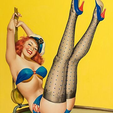 Vintage pin up  by ClassicNudes