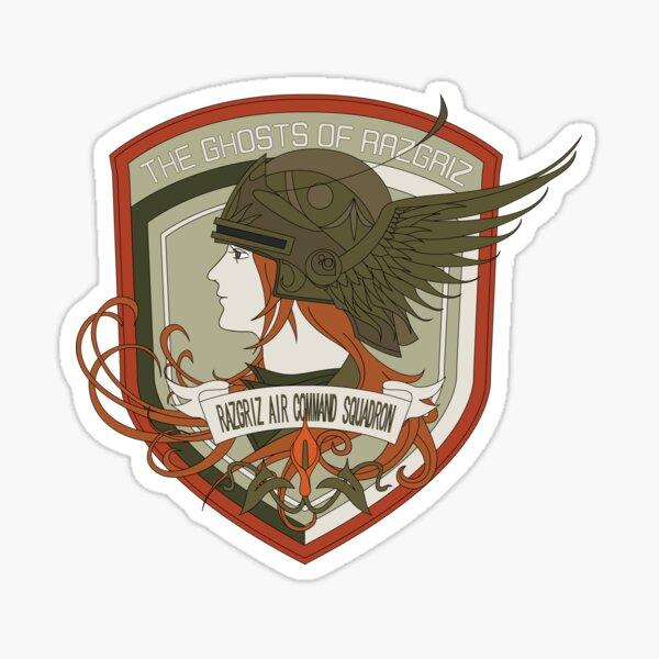 Ace Combat Razgriz Squadron Sticker