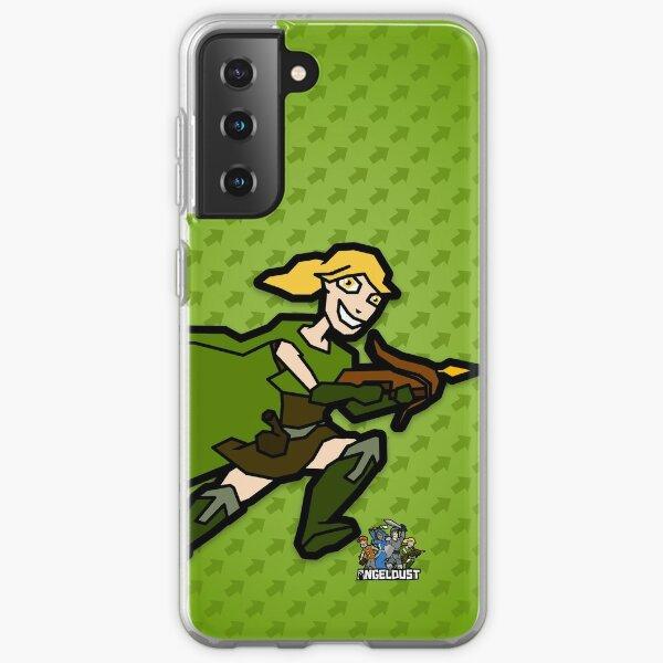 Angeldust Case—Scout Samsung Galaxy Soft Case