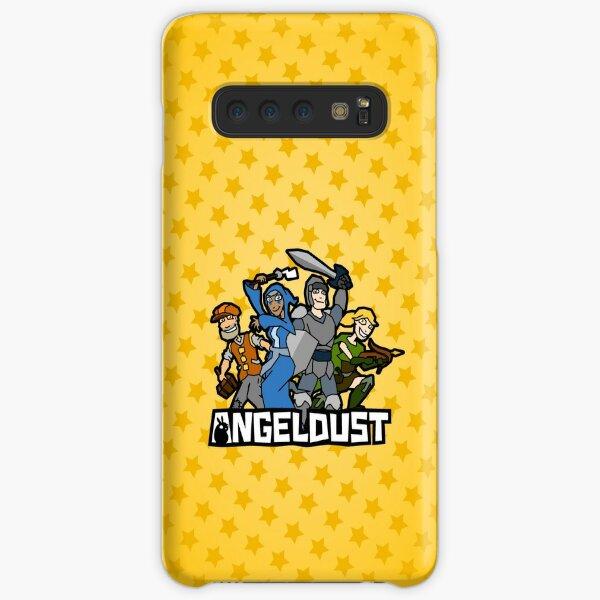 Angeldust Case—Logo (Stars) Samsung Galaxy Snap Case
