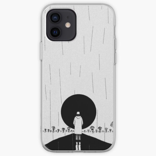 Forever rain- RM iPhone Soft Case