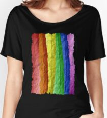 Rumpled Stiltskin Pride Relaxed Fit T-Shirt