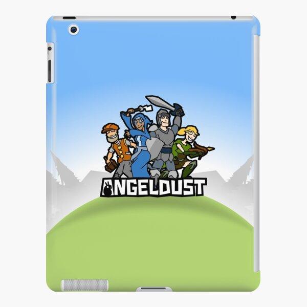 Angeldust Tablet Case—Logo (Planet) iPad Snap Case
