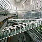 Tokyo International Forum building by Michelle Fluri