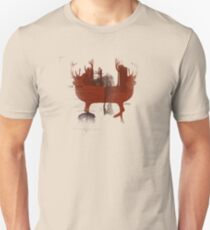 red stagg Unisex T-Shirt