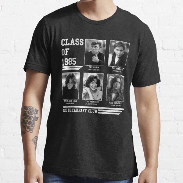 The Breakfast Club - classe de 1985 T-shirt essentiel
