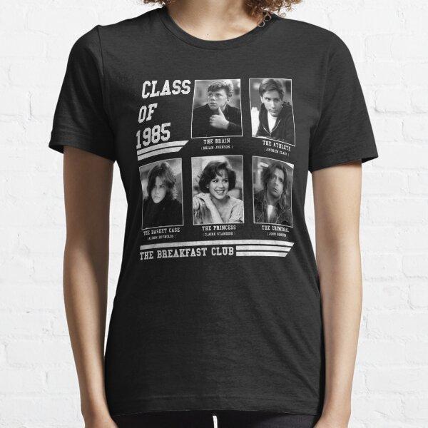The Breakfast Club - class of 1985 Essential T-Shirt
