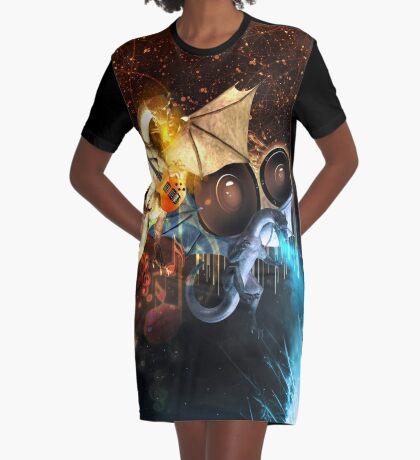 Das letzte Mal rocken die Tanzfläche T-Shirt Kleid
