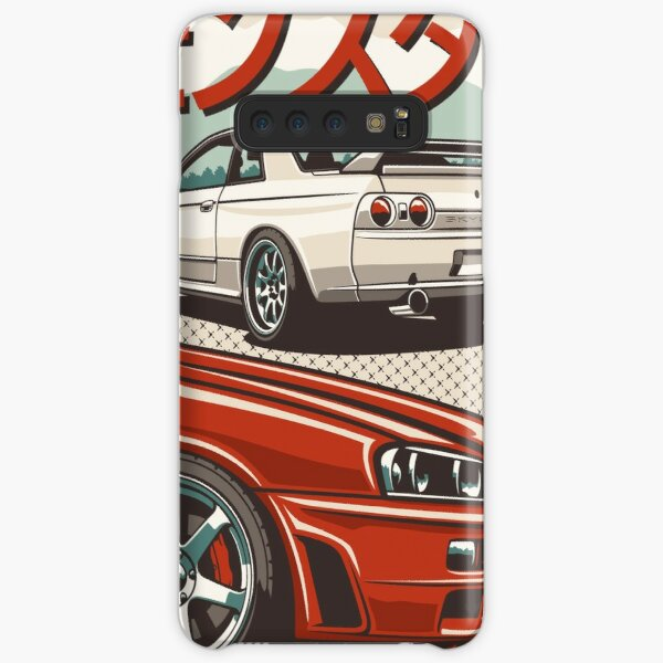 Monster Skyline GTR R32 & R34 Samsung Galaxy Snap Case