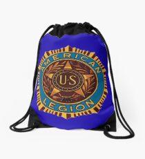 Vintage amerikanische Legion Turnbeutel
