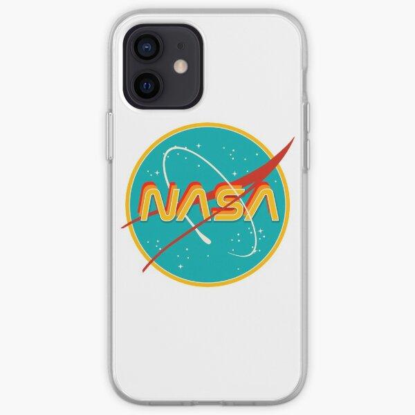 NASA RETRO iPhone Soft Case