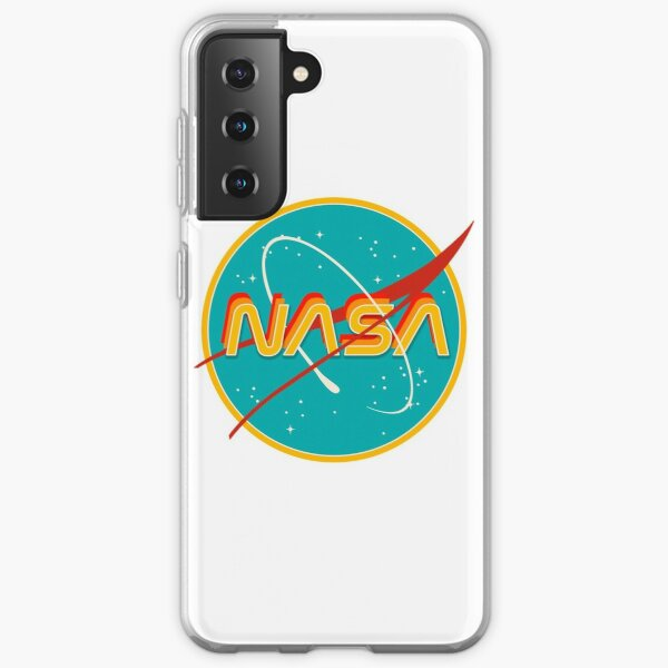 NASA RETRO Samsung Galaxy Soft Case