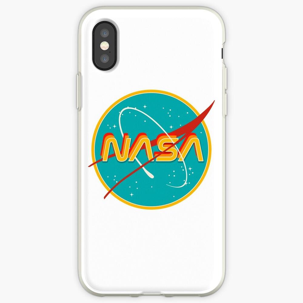 NASA RETRO iPhone Case & Cover